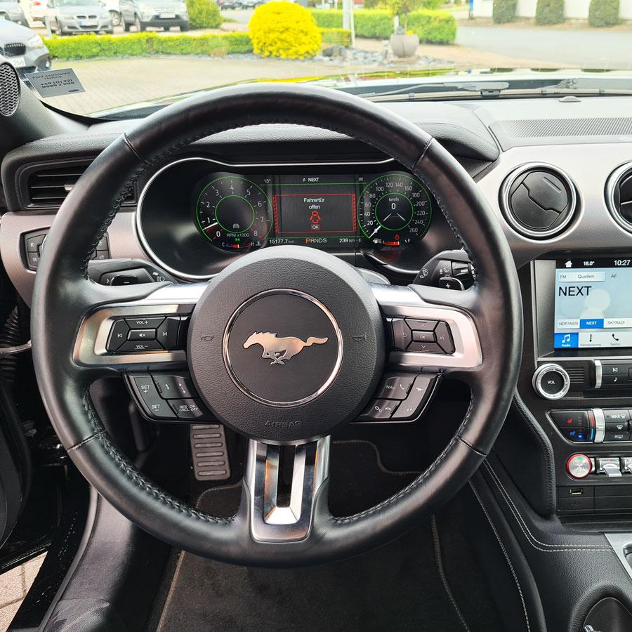 Mustang Cabrio in Oldenburg mieten